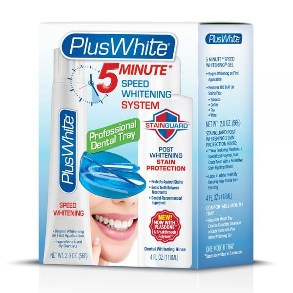 PlusWhite 5 Minute Speed Whitening System