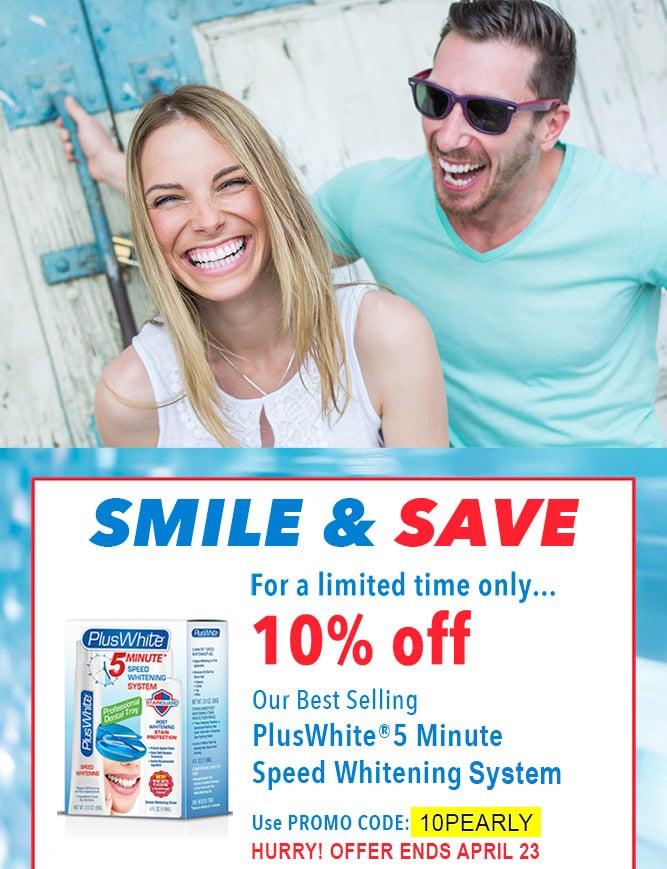 10% Off Whitening Kit